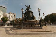 Praça Tiradentes - Rio de Janeiro