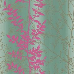 Shop for Wallpaper at Style Library: Persephone by Harlequin. A bold floral fabric design in lustrous bright colours. Harlequin Wallpaper, Print Wallpaper, Fabric Wallpaper, Wallpaper Roll, Metallic Wallpaper, Modern Wallpaper, Room Wallpaper, Wallpaper Ideas, Wallpaper Companies