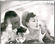 1948 photo by Richard Avedon.