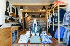 One of the rare stores that had an online presence before it opened a real-world location, Snake Oil Provisions offers an expertly curated selection of men's fashion. Self-described as a tour of the owners' closets, every shirt, shoe, accessory, and...