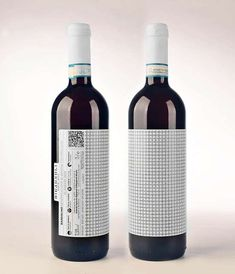 Minimalist Wine Packaging