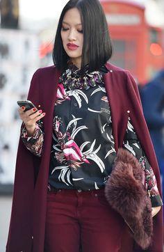 Лондонский стритстайл: вдохновляемся образами столичных модниц
