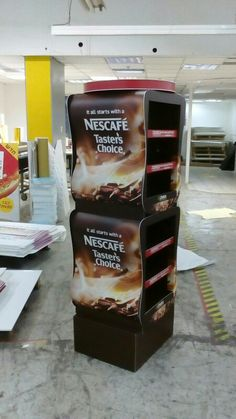 Nescafe GDprint