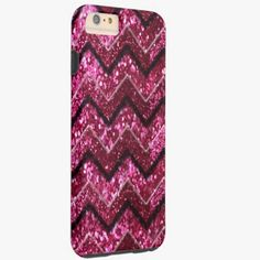 iPhone 6 Plus Cases   Bling Glam Girly Glitter Sparkle Chevron Tough iPhone 6 Plus Case