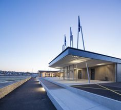 Gallery of Yachting Club Sud Goelo in Binic / Studio 02 - 5 Yachting Club, Built Environment, Lucca, Sailing, Villa, Construction, Exterior, Studio, Architecture