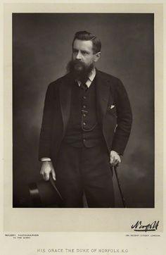 Henry Fitzalan-Howard, 15th Duke of Norfolk