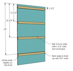 I want to make this!  DIY Furniture Plan from Ana-White.com  How to build laundry basket dressers! Clean up your laundry room with these simple laundry basket dressers made from a single sheet of plywood.
