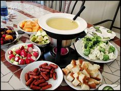 Fondue party, here we come!