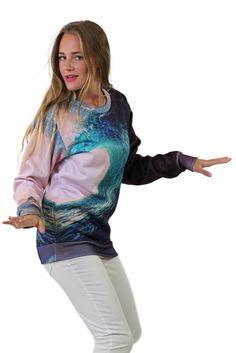Wave Sweatshirt by Beloved Shirts