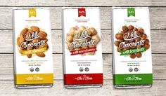 Joe's Farm - Organic Milk Chocolate (Concept) on Packaging of the World - Creative Package Design Gallery