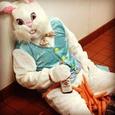 Easter Bunny Pictures, Rabbit Hutches, Getting Drunk, Creepy, Roland Barthes, Consideration, Bunnies, Drugs, Join