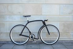 viks steel tube urban commuter bicycles