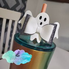 Halloween Ghost Bow SVG Halloween Bow Template Ghost Hair   Etsy Halloween Hair Bows, Halloween Ghosts, Ribbon Hair, Ribbon Bows, Bow Template, Templates, Glitter Canvas, Cute Ghost, Granddaughters