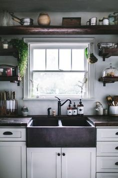 10 Soapstone Sinks and Countertops We Love | Design*Sponge | Bloglovin'