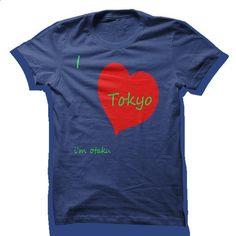 I love Tokyo - #tshirt painting #womens sweatshirt. SIMILAR ITEMS => https://www.sunfrog.com/LifeStyle/I-love-Tokyo.html?68278