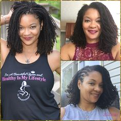 Style, fun, and versatility of Sisterlocks