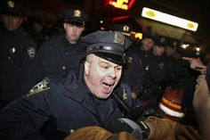 NYC Protests Shut Down Macy's and Apple Stores While Police Freak Out