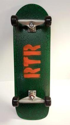 RTR SB Munster Skin Skaterboard