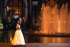 Union Station Kansas City wedding by SarahDickersonPhoto, via Flickr
