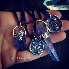 Wicca Necklaces