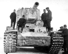 KV-2 tanks #worldwar2 #tanks