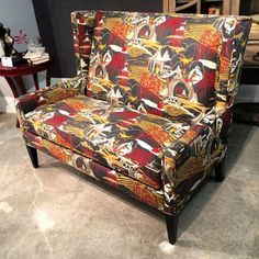 5 Top Trends at Spring 2014 High Point Market - Decor Arts Now Davids Furniture, Wingback Chair, Sofa, High Point Market, What's Your Style, Chinoiserie Chic, Hooker Furniture, Furniture Companies, Spring 2014
