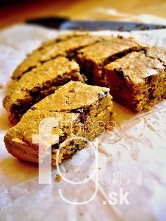 FitnessGuru.sk Blondies, Banana Bread, Ale, Desserts, Food, Tailgate Desserts, Deserts, Eten, Ales