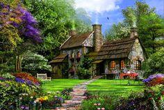 huisje | ##Mia's Paradijs##