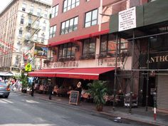 New York Little Italy: Giovanna's