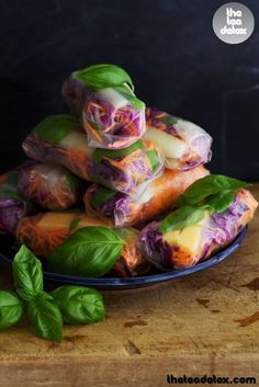 Veggies Wrap.. A healthy lunch!