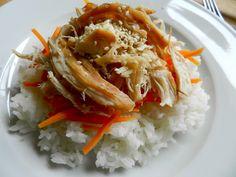 Slow Cooker Teriyaki Chicken | Rachel Schultz