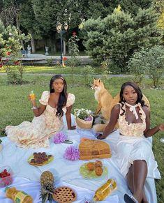 Black Girl Magic, Black Girls, Black Women, Black Girl Aesthetic, Summer Aesthetic, Aesthetic Yellow, 90s Aesthetic, Aesthetic Outfit, Skin Girl