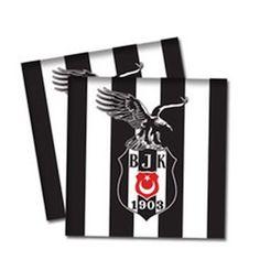 Beşiktaş Parti Seti, BJK Parti Seti, 24 Kişilik Doğum Günü Parti Malzemesi | Satan Firmalar | Fiyatları