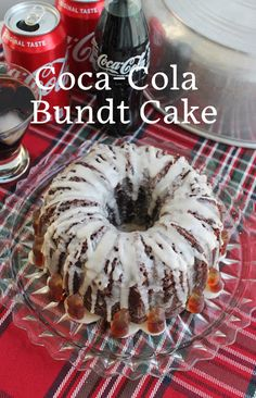 Food Lust People Love: This Coca-Cola Bundt Cake is moist and delicious, a bit of Southern tradition in the shape of a Bundt, perfect for your next get-together, family celebration or picnic. Chocolate Bundt Cake, Good Food, Yummy Food, My Recipes, Coca Cola, Lust, Picnic, Celebration, Sweets