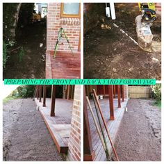 Whilst the weather is being kind to us we are preparing the front, back and side yard of our North Shore project ready for paving. #verybusy #paving #preparation #landscaping #roadbase #backyard #frontyard #sideyard #goodweather #northshore #sydney #sydneybuilder #localbuilder #plantoperator #level #sunny #extension #dural #builder #projectmanager www.buildingworksaust.com.au @buildingworksau #newsbuildingworksaust