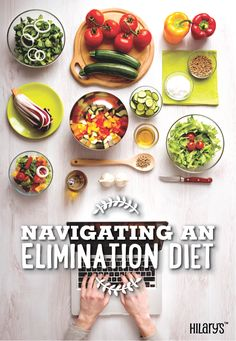 Looking to eliminate gluten, dairy, egg, or soy from your diet? We help you navigate an elimination diet!