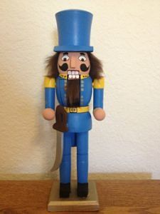 CLICK HERE TO PURCHASE from CustomNutcrackers.com. Get this unique Confederate…