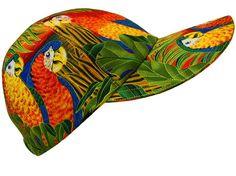 Polly quiere...  tamaño grande  loros Tucán Tropical por CalicoCaps, $35.00