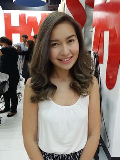 ash brown hair color for asian - Google Search                                                                                           More
