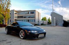 DSM: Form & Function.  11 second Mitsubishi Eclipse GSX I miss mine :(