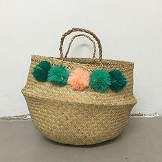 Image of venice basket - wildflower