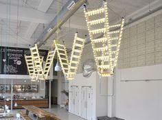 Durante la pasada Milan Design Week se hizo entrega de los premios Frame Mooi Award 2012, oganizados por la revista Frame y la firma de Marcel Wanders, Mooi. El ganador, con un premio de 25.000 Euros, fue el diseñador holandés Bertjan Pot por su lámpara Stairway to Heaven.
