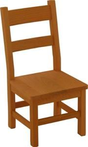 Amish Children's Chair