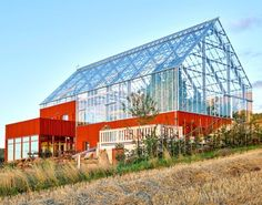 Sweden's house-in-a-greenhouse grows food sustainably with recycled wastewater | Inhabitat - Sustainable Design Innovation, Eco Architecture, Green Building