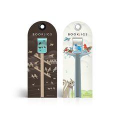 Modern8: Bookjigs Bookmarks