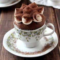 Tiramisu cupcakes... LOVE tiramisu!!