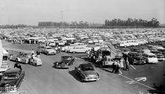 Anaheim California 1955 part 2 Orange County California, Anaheim California, Disneyland Opening, Life In The 1950s, Vintage Disneyland, Retro Futurism, Life Photo, Vintage Pictures, The Past