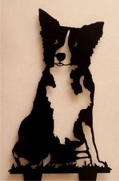 Metalscape - Collie Dog