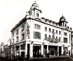 The New Cross Kinema, New Cross Road, opened in 1925. There was a cinema on the ground floor and a dance hall above. It retained its Kinema ...
