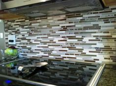 Bliss Backsplash above the stove http://tilesunlimitedny.com/tile-gallery/?category=6